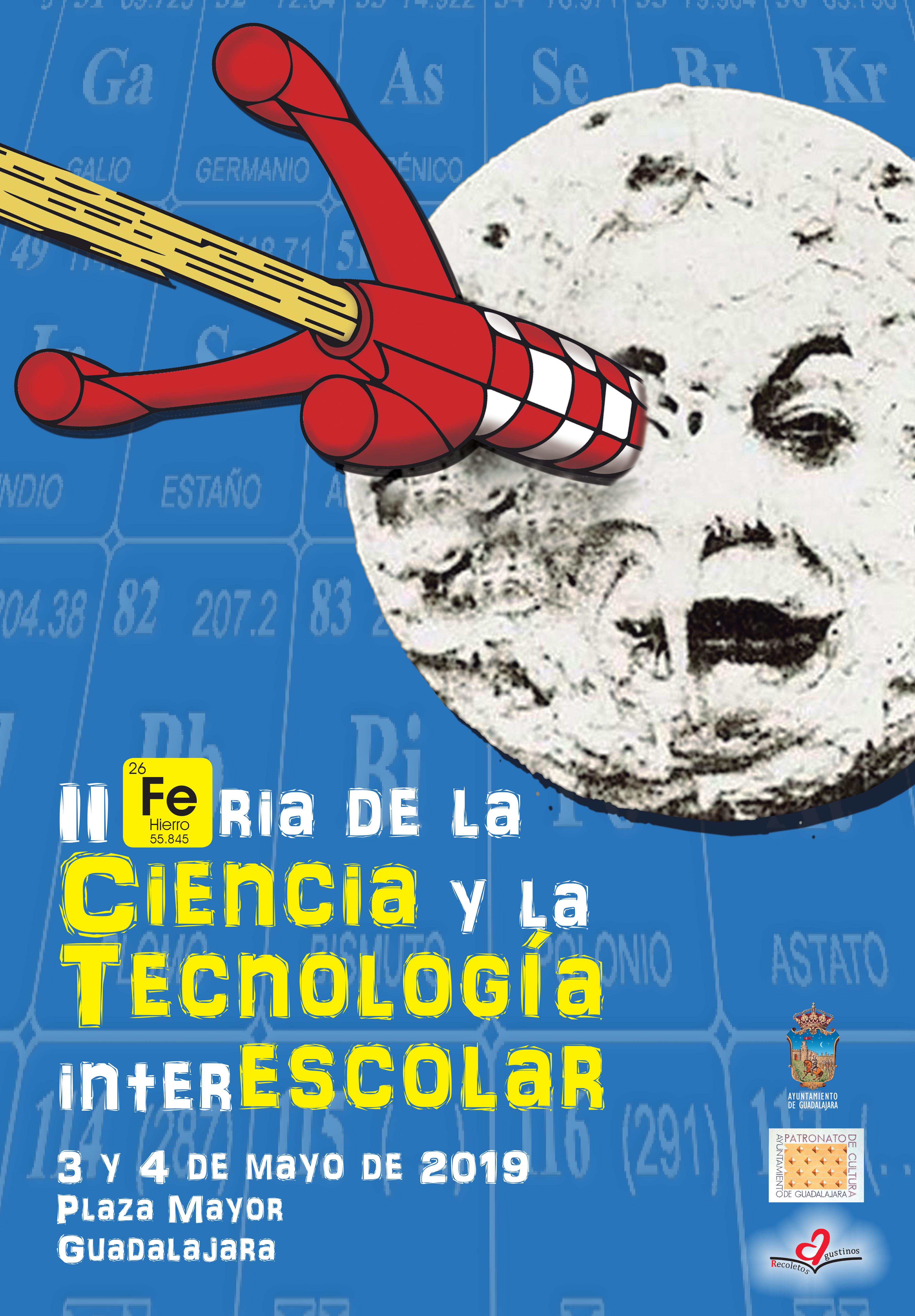 Cartel II Feria de la Ciencia y la Tecnología